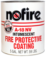 A18NV Fire Protective Coating